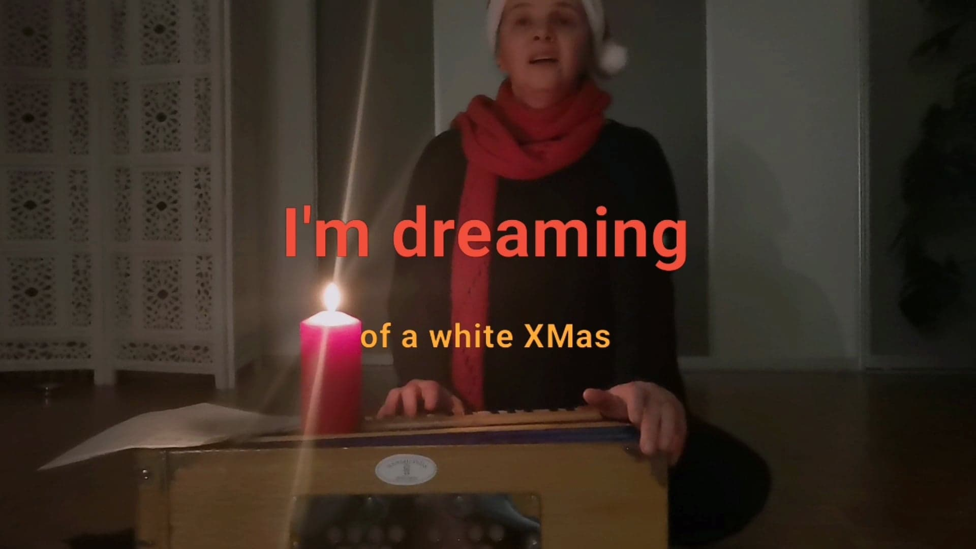 I'm dreaming of a white Xmas